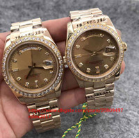 Mens Top Classic and domineering 18K Gold 36mm 41mm Perpetua...