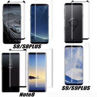 Case Friendly 3D Curved Full glue tempered Glass For Samsung...