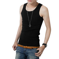 MJARTORIA New Popular Summer Solid Mens Canotta Muscle Sleeveless Shirt Sportswear Jogging Fitness traspirante Canottiera intimo