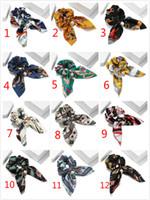 13 Nouveau style bowknot Bandeaux élastiques pour les femmes filles perle Chouchous cheveux Bandeau Liens Porte-Noël Accessoires Ponytail cheveux