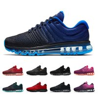 Fashion Mens Running Shoes High Quality 2017 KPU Sneakers Fo...