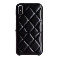 Luxury designer Leathe Case For iPhone 11 pro xs max xr Wall...