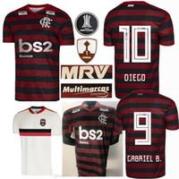 892d390b5c7 Camiseta de fútbol del CR Flamengo 2019 2020 19 20 Flamengo casa Camisa de  futebol GUERRERO