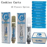 Hot Cookies Carts Vape Cartridge Packaging Electronic Cigare...