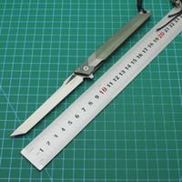 Piccolo guerriero M390 polvere campo strumento di campo penna magica coltello in acciaio di sopravvivenza strumento EDC coltello da caccia tattica