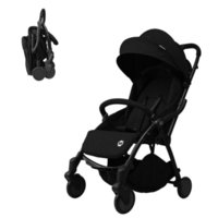 New baby stroller can be laid down, can sit on the stroller,...