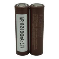 150pcs 18650 vaporizador baterías IMR 30Q 3.7V 35A recargable de litio para E Cig e-cigarrillo eléctrico VTC4 VTC5 VTC6 HE2 HE4 Hg2