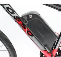 EU UK Brak podatku! Elektryczna bateria rowerowa 350 W / 500 W 750W Pana Sonic 36V 17AH AKKU Ebike Down do Bafang Bbs01 BBS02 Mid Silnik