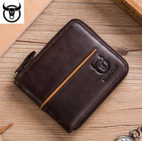 Captain Niu leather goods fashion trend new leather men'...