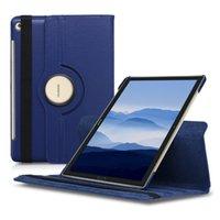 Caso de couro rotativo de 360 graus para Huawei Mediapad M5 Lite 10 T5 T3 7 8 PC PU Couro Protetora Tablet PC Capa com suporte
