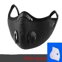 Cycling Face Sport Training Mask PM2. 5 Anti- pollution Runnin...