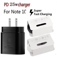 Super Fast Charging Wall charger 25W Type c usb Cable Power ...
