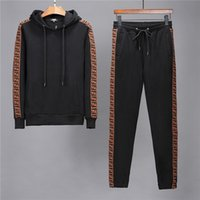 Sweat Suit Sweat Suit Hoodies Homme Vêtements Marque Survêtements Vestes Sportswear Ensembles Jogging Hoodies Hommes