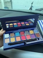 Newest Makeup Palette Hot Brand 14colors RIVIERA Eye shadow ...