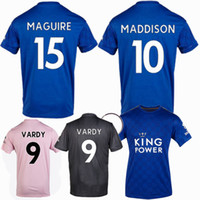 2019 2020 City Soccer Jerseys MADDISON MAGUIRE VARDY Leicest...