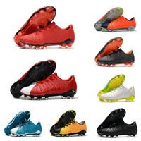 Hypervenom فانتوم III DF FG أحذية كرة القدم في الهواء الطلق Hypervenom ACC الجوارب لكرة القدم المرابط الكاحل قليلة أحذية كرة القدم 39-45