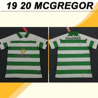 19 20 MCGREGOR GRIFFITHS Soccer Jerseys New Celtic SINCLAIR ...