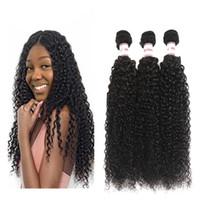 8A Brazillian Human Hair Bundles Straight Body Loose Deep Wave Kinky Curly Unprocessed Brazilian Peruvian Indian Human Hair Weave Bundles