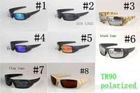 2018 promoção marca quente venda vendendo óculos de sol tr90 esporte ao ar livre óculos de sol para condução pesca polarizada lente alta qualidade