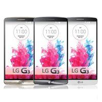 LG originale G3 5.5inch Quad Core 2GB / 16GB D855 D851 D850 telefono astuto sbloccato 3MP GPS WCDMA Andriod Telefono Rinnovato scatola sigillata