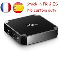 (EU Tax Free) X96 mini Android 7.1 TV-BOX 1 GB 8 GB 2 GB 16 GB Amlogic S905W Quad Core Smart TV-Box X96mini