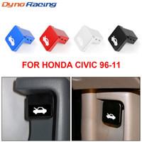Auto-Haube Freilassung Latch-Griff-Reparatur-Kit Autozubehör Motorabdeckungsschloss für Honda für Civic 1996-2011 4Colors 1 STÜCKE
