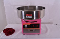 Free shipment commercial ETL CE ROHS candy floss machine, ca...