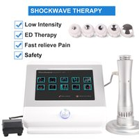 10inch touch screen portable shockwave therapy machine for p...