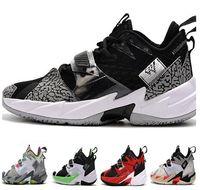 2021 Почему не нулевые 3.0 WestBrook Shoes Yakuda Trainers Athletics для мужчин обучения кроссовки