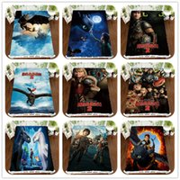 Horror Dragon 3D Nightingale Bed Sheet Polyester Print Fitte...