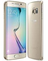 تم تجديده الأصلي Samsung Galaxy S6 Edge G925 A / T / V / P Octa Core 3GB RAM 32GB ROM LTE 16MP 5.1 '' فتح الهاتف