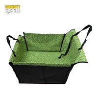 CAWAYI KENNEL Pet Carriers Dog Car Seat Cover Carrying For D...