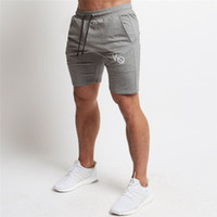 Men' s Shorts VQ fitness and leisure beach shorts slim s...