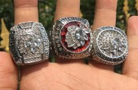 3PCS 2010 2013 2015 Chicago Blackhawks Team Stanley Cup Cham...