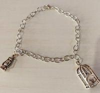 Biżuteria Biżuteria Latarnia Naszyjnik dla kobiet Damskie Panie posrebrzane wisiorki