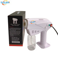 Spain Stock 1200W 220V Nano Sprayer Guns Disinfection Fog Machine For Car Office Hotel Atomizer Fogger