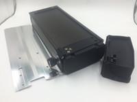 48V 1200W Ebike Batterie 48V 27AH HINTERE RAD Li-Ion-Batterie Verwendung für Samsung-Zelle mit USB-Anschluss-Rücklicht mit BMS und 2A-Ladegerät