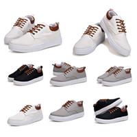 ocasional designer de sapatos de envio gratuito ao ar livre sapatos para homens mulheres tênis de plataforma preto branco dos homens formadores de moda tênis esportivos