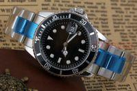 2019 do relógio de Mens Top Quality Mestre completa mecânico de pulso Ouro Preto, Prata, Aço inoxidável Automatic relógios vakcak 40mm