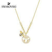 Designer Necklace Bee Masonry Necklace Swan Pattern 2019 Lux...