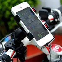360 Grados Universal MTB Bicicleta Bicicleta Soporte para teléfono Soporte para manillar Moto Soporte para teléfono para iPhone X Samsung note10 GPS + caja al por menor