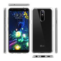 2 MM Kalınlığı Zırh TPU Kılıf Motorola Moto E5 Samsung Galaxy Için Oynamak Için J7 2018 J3 2018 LG Stylo 5 K40 A