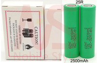 Лучшее качество IMR LG HG2 510 нить Vape 18650 Батарея 3500mAh 3000mAh 35A Max 18650 Батареи Дробление Sony VTC5 VTC6 He2 HE4