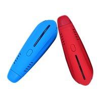 100 % 원래 정통 잠수함 기화기 키트 2200mAh vape 펜 배터리 온도 조절 파이프 초본 전자 담배 키트 7339044 DHL 무료