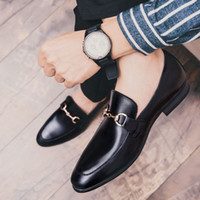 남성에 대한 남성의 신발 브랜드 정품 가죽 캐주얼 운전 옥스포드 플랫 슈즈 남성 로퍼 모카신 이탈리아어 신발