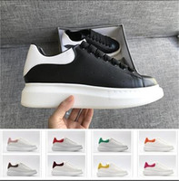 2019 Fashion Shoes Designer Shoes height increase Women Men ...