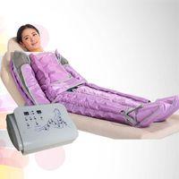 Pressione d'aria Leg Massaggiatore Compressione Aria massaggio Boots pressoterapia dimagrante