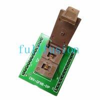 QFN8 do adaptera Programowania DIP QFN8 0.5mm Pitch IC Rozmiar korpusu 3x2mm Burn in Gniazdo
