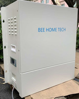 + 40A MPPT 태양 광 충전 컨트롤러 OEM 지원 사용자 정의 홈 백업 전원 인버터 5.12KWh 된 LiFePO4 리튬 배터리 + DC48V AC110V 2KW 전력