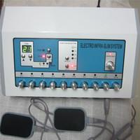 اللياقة المهنية نظم الإدارة البيئية الكهربائي جهاز تنشيط العضلات تناسب حفظ أداة مع آلة التخسيس الأشعة تحت الحمراء